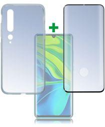 4smarts 360° Protection Set Xiaomi Mi Note 10 (Pro) Zwart