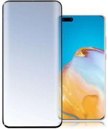4smarts Second Glass 2.5D Huawei P40 Pro Tempered Glass Zwart
