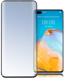 4smarts Second Glass 2.5D Huawei P40 Tempered Glass Zwart