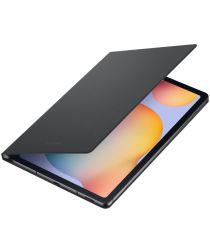 Originele Samsung Galaxy Tab S6 Lite Hoes Book Cover Grijs