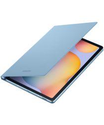 Originele Samsung Galaxy Tab S6 Lite Hoes Book Cover Blauw