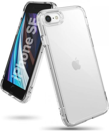 Ringke Fusion Apple iPhone SE (2020) Hoesje Transparant