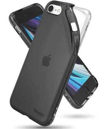 Ringke Air Apple iPhone SE (2020) Hoesje Flexibel TPU Zwart