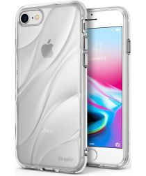 Ringke Flow Apple iPhone SE (2020) Hoesje Flexibel TPU Transparant