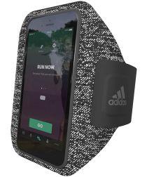 Adidas Smartphone Sport Armband voor het Hardlopen 5.5 Inch Zwart