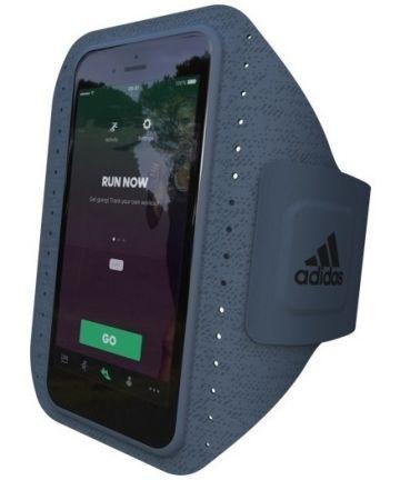 Adidas Smartphone Sport Armband voor het Hardlopen 4.7 Inch Blauw
