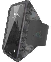 Adidas Smartphone Sport Armband voor het Hardlopen 5.5 Inch Camo Zwart