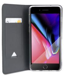 4smarts URBAN Lite Series Apple iPhone SE (2020) Hoesje Wallet Zwart
