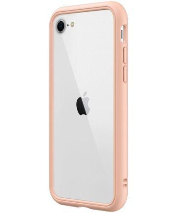 RhinoShield CrashGuard NX Apple iPhone SE (2020) Bumper Hoesje Roze Hoesjes