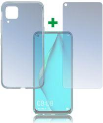 4smarts 360° Protection Set Huawei P40 Lite Transparant