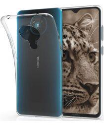 Nokia 5.3 Hoesje Dun TPU Transparant