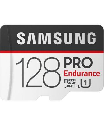Samsung PRO Endurance 128GB Micro-SD Geheugenkaart 10 UHS-I U1 Geheugenkaarten