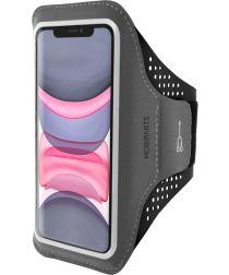 Mobiparts Comfort Fit Sport Armband Apple iPhone 11 Sporthoesje Zwart
