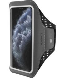Mobiparts Comfort Fit Sport Armband Apple iPhone 11 Pro Zwart