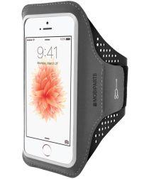 Mobiparts Comfort Fit Sport Armband Apple iPhone 5 / 5S / SE Zwart
