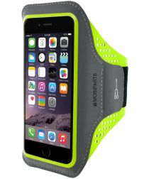 Mobiparts Comfort Fit Sport Armband iPhone 6S / 7 / 8 Plus Groen