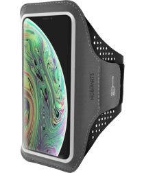 Mobiparts Comfort Fit Sport Armband Apple iPhone X / XS Zwart