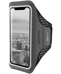 Mobiparts Comfort Fit Sport Armband Apple iPhone XR Sporthoesje Zwart