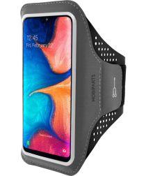 Mobiparts Comfort Fit Sport Armband Samsung Galaxy A20e Zwart