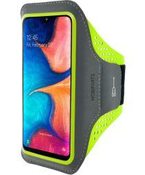 Mobiparts Comfort Fit Sport Armband Samsung Galaxy A20e Groen