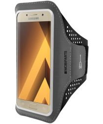 Mobiparts Comfort Fit Sport Armband Samsung Galaxy A3 (2017) Zwart