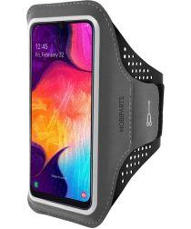 Mobiparts Comfort Fit Sport Armband Samsung Galaxy A50/A30S Zwart