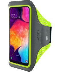 Mobiparts Comfort Fit Sport Armband Samsung Galaxy A50/A30S Groen