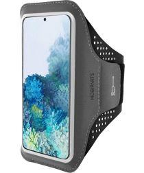 Mobiparts Comfort Fit Sport Armband Samsung Galaxy S20 Zwart