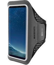 Mobiparts Comfort Fit Sport Armband Samsung Galaxy S8 Zwart