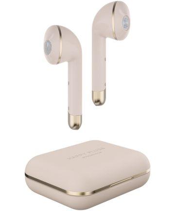 Happy Plugs Air 1 True Wireless Draadloze Oordopjes Goud