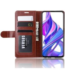 Huawei P Smart Pro Book Cases & Flip Cases