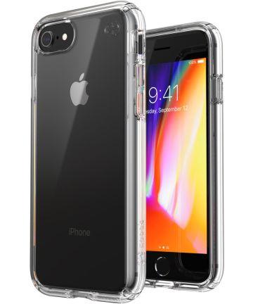 Speck Presidio PC Apple iPhone SE (2020) / 8 / 7 Hoesje Transparant Hoesjes