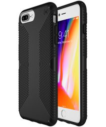 Speck Presidio Apple iPhone 7/8Plus Hoesje Zwart Shockproof