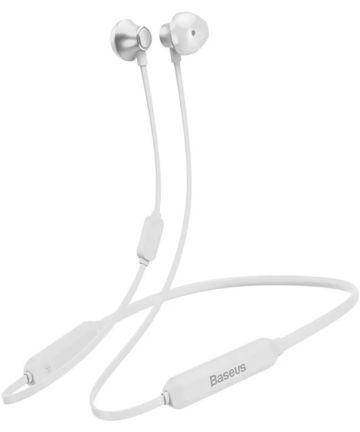Bluetooth Draadloze In-Ear Headphone Baseus S11A Wit