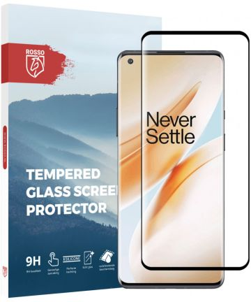 Rosso OnePlus 8 Pro 9H Tempered Glass Screen Protector