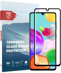 Rosso Samsung Galaxy A41 9H Tempered Glass Screen Protector