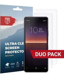Alle Sony Xperia 10 II Screen Protectors
