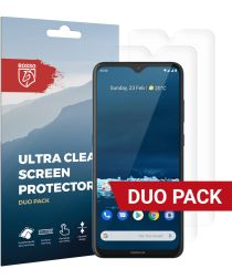 Rosso Nokia 5.3 Ultra Clear Screen Protector Duo Pack