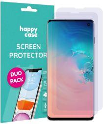 HappyCase Samsung Galaxy S10 Screen Protector