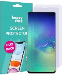 HappyCase Samsung Galaxy S10 Plus Screen Protector