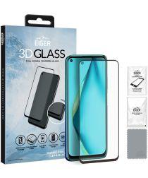Eiger 3D Glass Tempered Glass Huawei P40 Lite Zwart