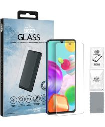 Eiger 2.5D GLASS Samsung A41 Screenprotector Tempered Glass Clear