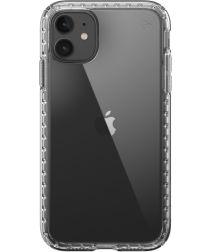Speck Presidio PC Geometry Apple iPhone 11 Hoesje Transparant