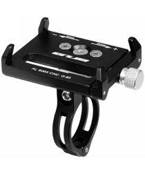 GUB G85 Stevige Telefoonhouder voor de Fiets / Racefiets Zwart