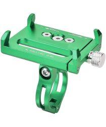 GUB G85 Stevige Telefoonhouder voor de Fiets / Racefiets Groen