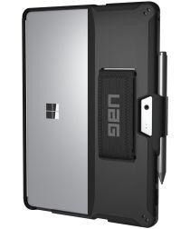 UAG Scout Microsoft Surface Go Hoesje met Handriem Zwart