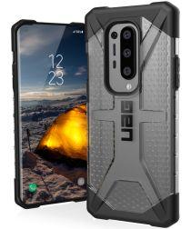 Urban Armor Gear Plasma OnePlus 8 Pro Hoesje Ice