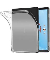 Lenovo Tab P10 Crystal Clear TPU Hoes Transparant