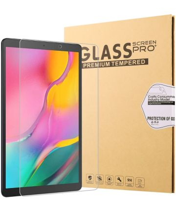 Samsung Galaxy Tab A 10.1 (2019) Tempered Glass Screen Protector Screen Protectors