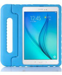 Samsung Galaxy Tab S5e Kinder Tablethoes met Handvat Blauw